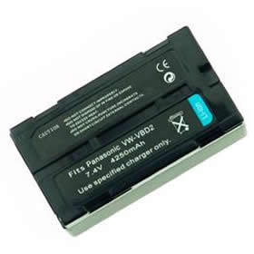 Panasonic VW-VBD2E Battery