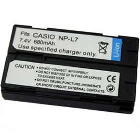 Casio QV-EX3 Battery