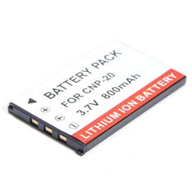 Casio EXILIM EX-Z4U Battery