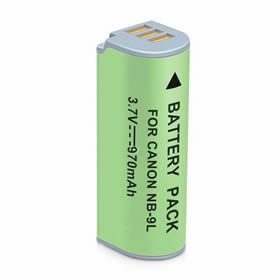 Canon PowerShot N Facebook ready Battery