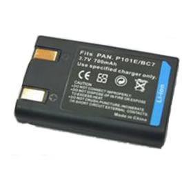 Panasonic Lumix DMC-F7A-S Battery