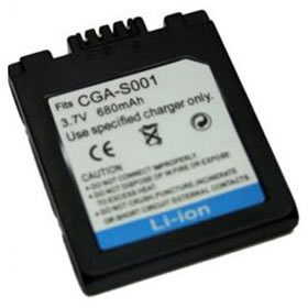 Panasonic Lumix DMC-F1 Battery