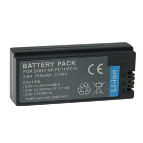Sony Cyber-shot DSC-F77 Battery