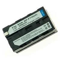 Sony HDR-FX1000 Battery