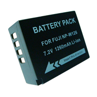 Fujifilm FinePix HS30EXR Battery